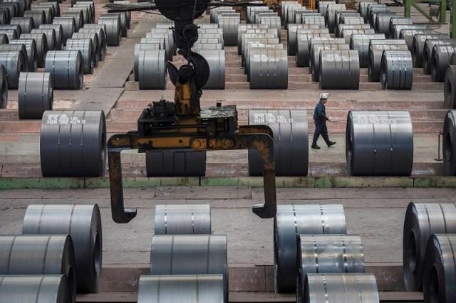 Hãng thép Nhật khôi phục xuất khẩu sang Trung Quốc sau 10 năm