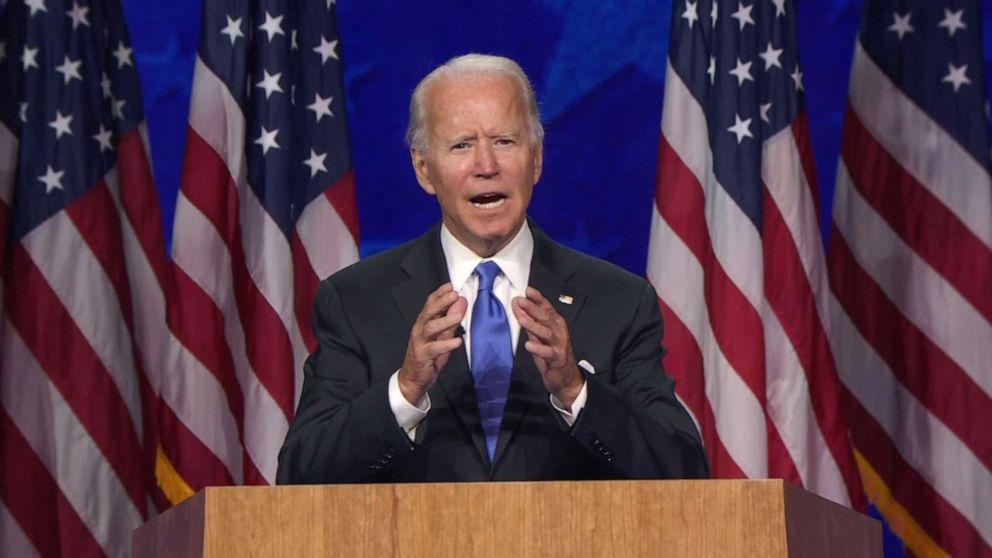 Biden chính thức trở thành ứng viên tổng thống đảng Dân chủ