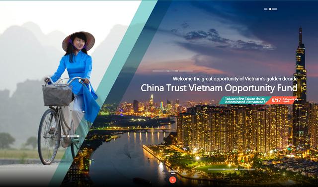 Tập đoàn tài chính hàng đầu Đài Loan lập quỹ giải ngân vào cổ phiếu Việt Nam