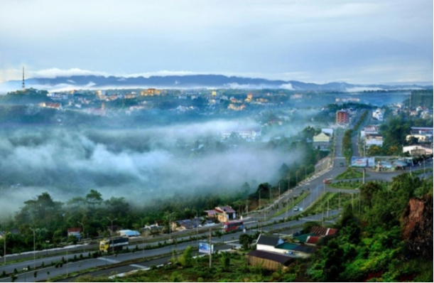 Tập đoàn T&T muốn làm siêu dự án 2 tỷ USD, rộng 2.000 ha ở Đắk Nông