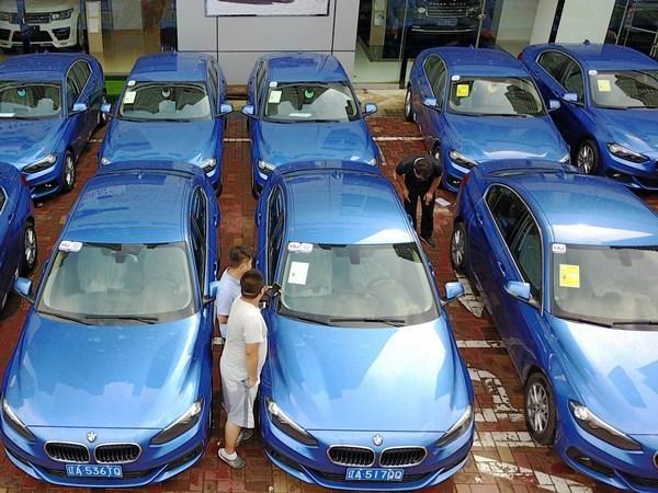 BMW thừa nhận đối mặt với khoản thua lỗ đầu tiên kể từ năm 2009