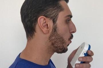 Thiết bị AI xét nghiệm hơi thở phát hiện virus SARS-CoV-2