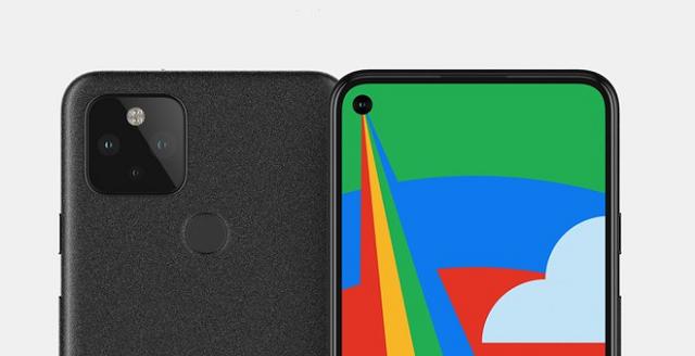 Pixel 5 bổ sung ống kính góc rộng và có cảm biến vân tay