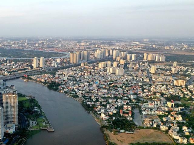 Thị trường bất động sản các quận 2, 9 và Thủ Đức rục rịch tăng sau thông tin lên thành phố.
