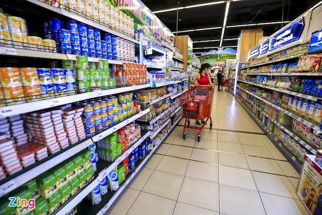 Thị trường sữa được dự báo sẽ cạnh tranh gay gắt sau EVFTA.