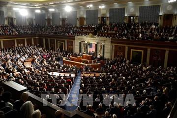 Hạ viện Mỹ thông qua dự luật cấp 25 tỷ USD cho cơ quan bưu chính quốc gia