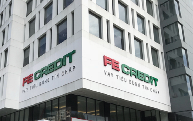 FE Credit lãi trước thuế 1.500 tỷ đồng trong quý II