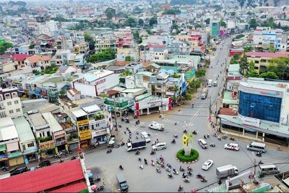 TP HCM chọn phường Trường Thọ làm đô thị trung tâm của TP Thủ Đức mới