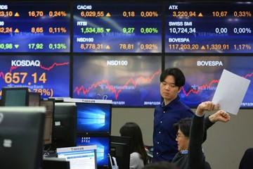 Mỹ, Trung Quốc điện đàm thương mại, chứng khoán châu Á tăng điểm