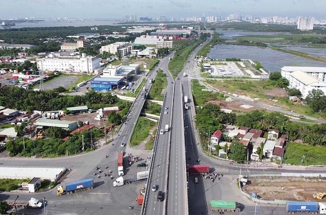 Sai phạm trong dự án đường dẫn cầu Phú Mỹ