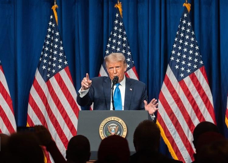 Đảng Cộng hòa đề cao sự nhiệt huyết Tổng thống Donald Trump