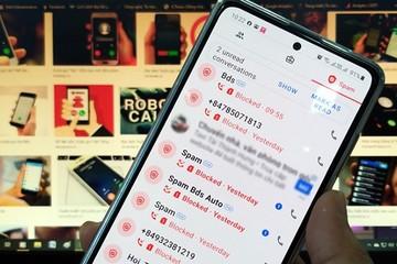 49 triệu cuộc gọi rác 'tấn công' 18 triệu khách hàng Viettel trong một tháng