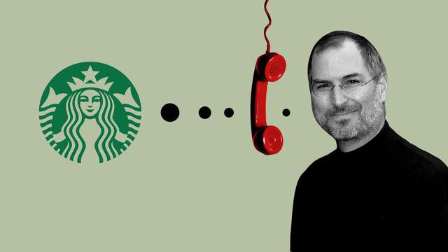 Bài học về EQ từ cuộc gọi điện đùa đặt 4.000 cốc cà phê latte Starbucks của Steve Jobs