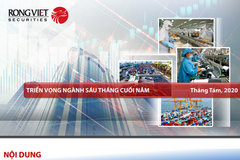 VDSC: Triển vọng ngành 6 tháng cuối năm 2020