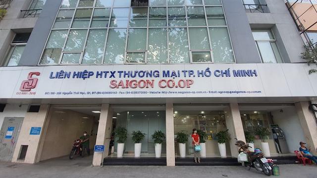 Chủ tịch HĐQT Saigon Co.op nộp đơn từ nhiệm
