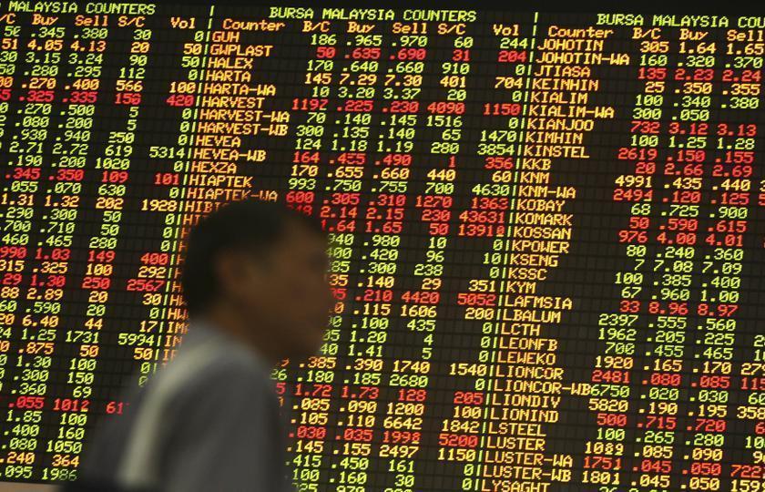 Nhà đầu tư cá nhân 'dư tiền', giải cứu thị trường chứng khoán Malaysia