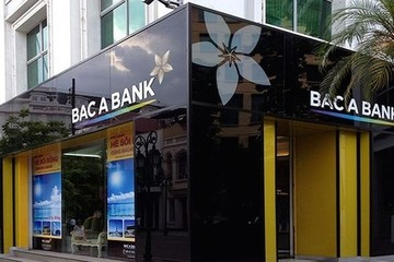 BacABank sẽ phát hành 58,5 triệu cổ phiếu trả cổ tức