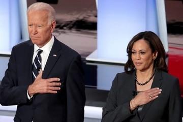 Biden, Harris hợp lực công kích Trump