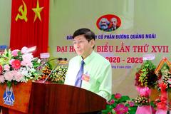 Ông Võ Thành Đàng thôi kiêm nhiệm Chủ tịch Đường Quảng Ngãi