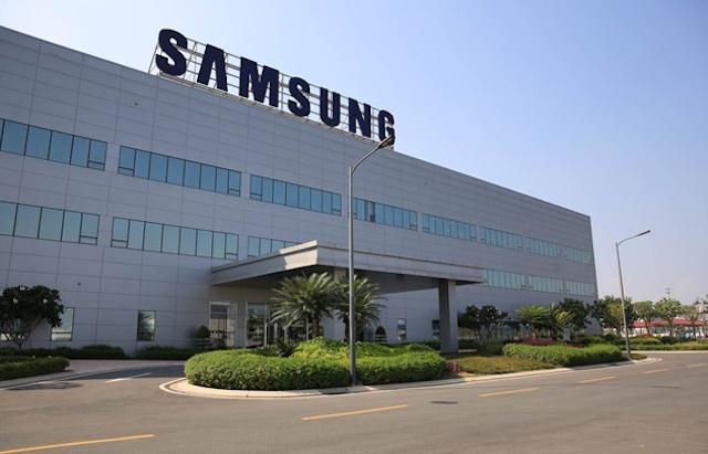 Xuất khẩu tháng 8 tăng nhờ sản phẩm mới của Samsung