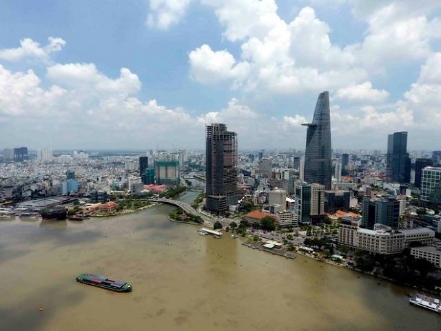 Đề xuất phát triển TP HCM thành trung tâm tài chính khu vực và quốc tế