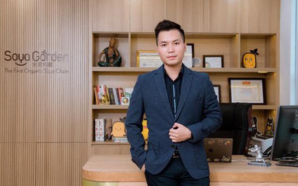 Nhà sáng lập Hoàng Anh Tuấn rời ghế CEO Soya Garden?