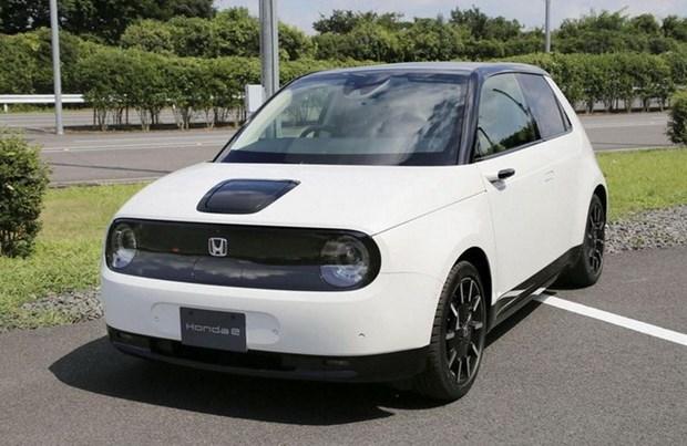 Honda sắp tung ra thị trường ôtô điện sản xuất đại trà đầu tiên