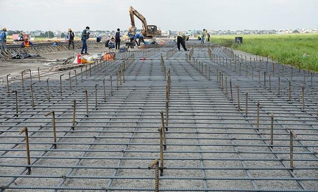 Cuối năm nay hoàn thành giai đoạn 1 nâng cấp đường băng sân bay Tân Sơn Nhất