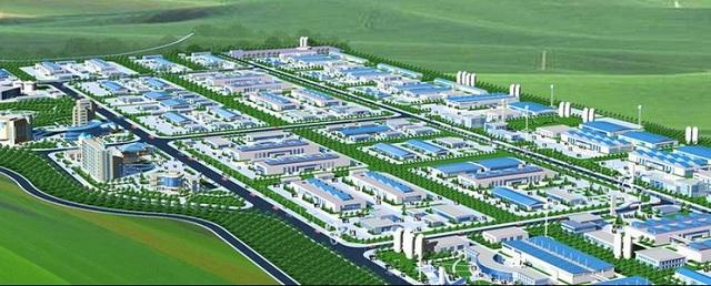 Bình Định duyệt đồ án quy hoạch xây dựng khu công nghiệp hơn 3.500 ha
