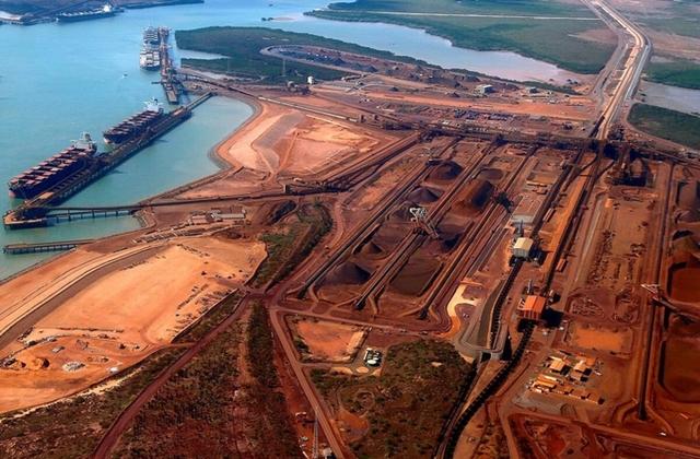 Nhu cầu hàng hóa của Trung Quốc 'chia đôi' kinh tế Australia