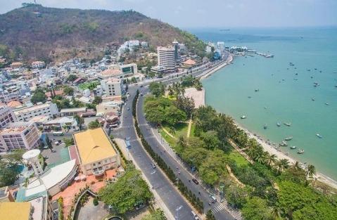 Công ty con của Ecopark muốn làm dự án khu đô thị sinh thái du lịch ở Bà Rịa - Vũng Tàu