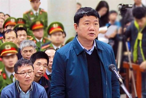 Đề nghị truy tố ông Đinh La Thăng vì liên quan tới dự án cao tốc Trung Lương
