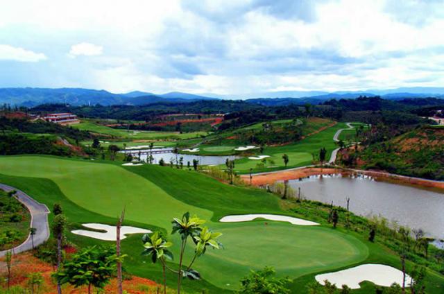 Đầu tư sân golf Vinacapital Đà Nẵng với số vốn 1.100 tỷ đồng