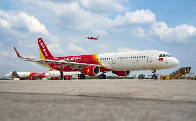 Vietjet lỗ vận chuyển hàng không chưa tới 1.500 tỷ đồng nửa đầu năm, tích cực so với các hãng khác