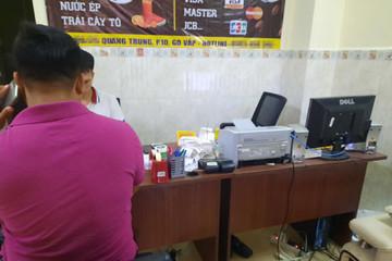 Méo mó giao dịch thẻ tín dụng