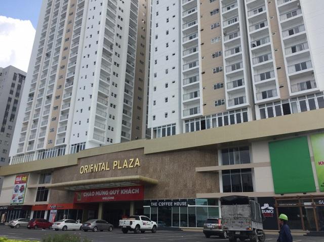 Một dự án tại TP HCM bị đề nghị cưỡng chế tháo dỡ 43 căn hộ sai phép