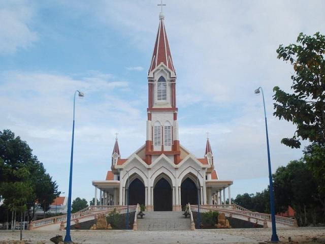 Bà Rịa - Vũng Tàu lập Quy hoạch 1/500 khu vực có nhà thờ Hải Đăng diện tích 126 ha