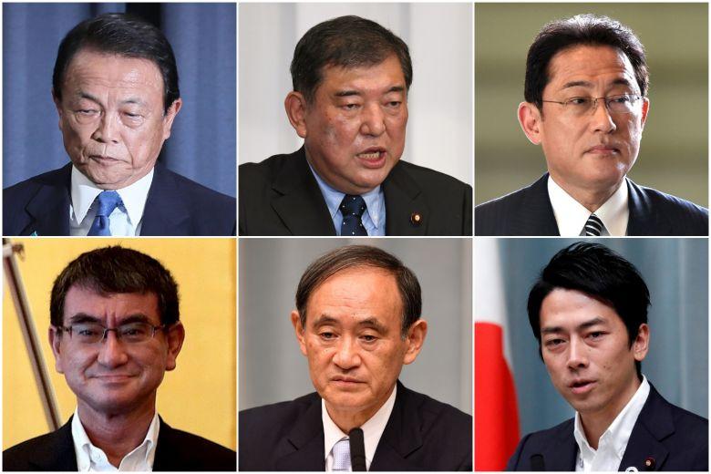 Ai có thể trở thành tân thủ tướng Nhật Bản