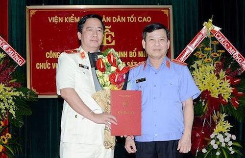 Viện Kiểm sát nhân dân tỉnh Bà Rịa Vũng Tàu có tân Viện trưởng