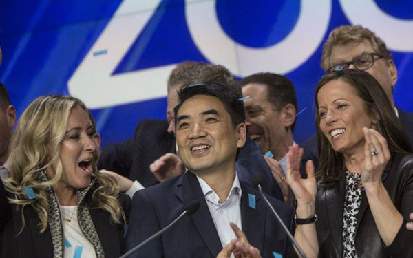 Nhà sáng lập Zoom 'kiếm' hơn 4 tỷ USD chỉ trong vài giờ