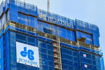 Hơn 2.150 tỷ đồng công nợ khách hàng của Xây dựng Hòa Bình đã quá hạn
