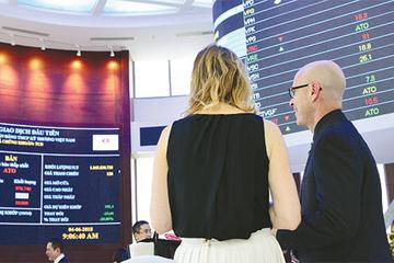 Số lượng nhà đầu tư nước ngoài mở tài khoản cao nhất 8 tháng
