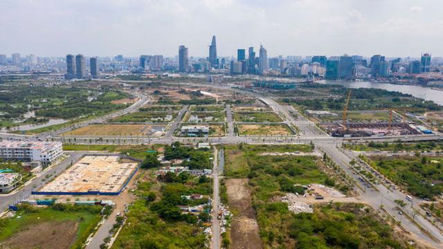 Xây dựng 4 tuyến đường ở Thủ Thiêm: Kiểm toán Nhà nước đề nghị giảm 274 tỷ đồng