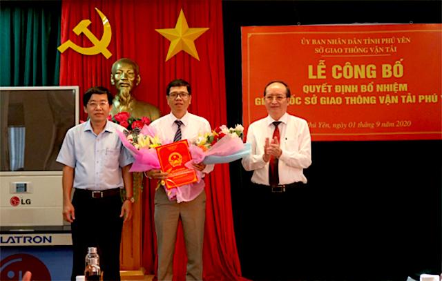 Tân Giám đốc Sở Giao thông vận tải Nguyễn Phương Đông
