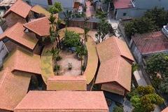 Lạc trong công trình xây trên đất tổ hơn 700 m2 ở ngoại thành Hà Nội