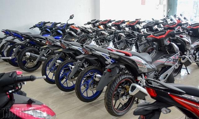 Honda Winner X 'ế ẩm' giảm giá cả chục triệu đồng, vỡ mộng lật đổ Yamaha Exciter