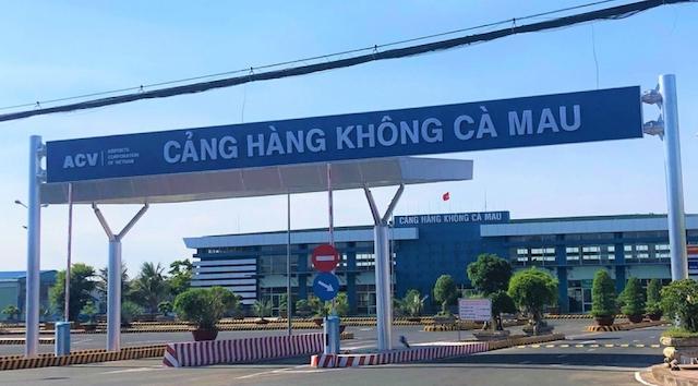 Đề xuất nâng cấp sân bay Cà Mau
