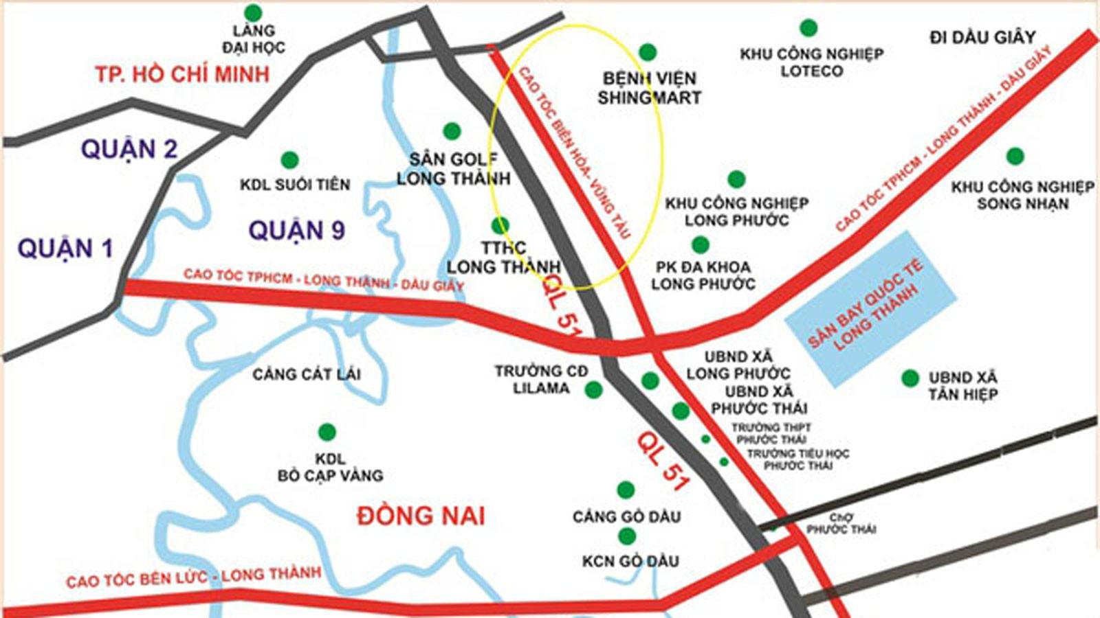 Chốt phương án đầu tư cao tốc Biên Hòa - Vũng Tàu, vốn gần 23.700 tỷ đồng