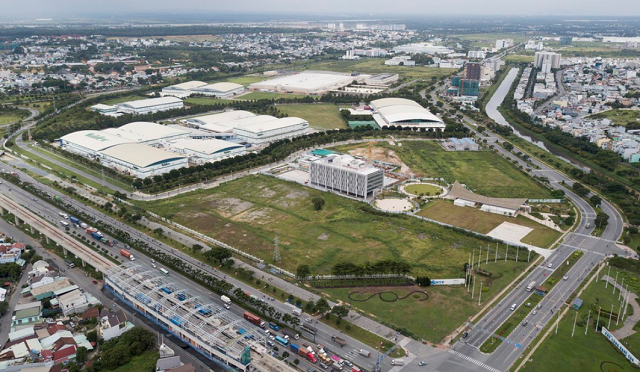 7 khu tái định cư Khu công nghệ cao quận 9, TP HCM được điều chỉnh mục tiêu sử dụng