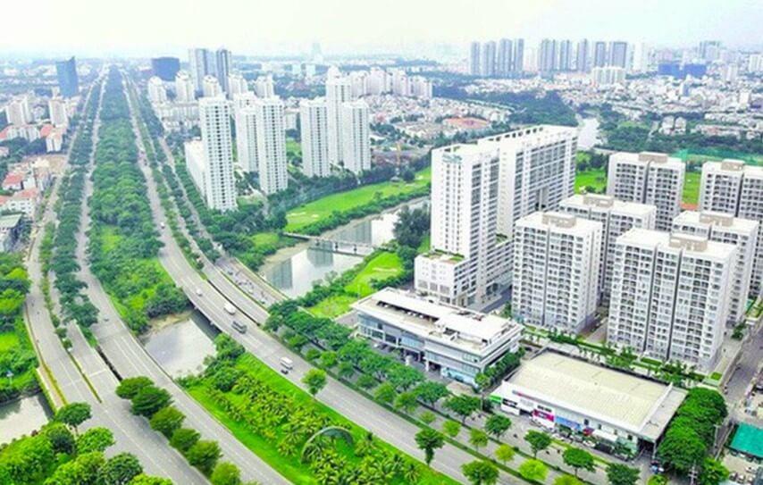 BĐS tuần qua: Bùng nổ dự án khu đô thị, khu công nghiệp mới